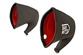 Bar Mitts For Internal Cable Routing