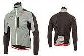 Castelli Mens Trasparente Due Long Sleeve Wind Jersey