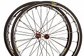 Mavic Ksyrium Elite S Clincher Red/Black Wheel System