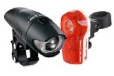 Planet Bike Blaze 1/2 Watt/Superflash Light Set