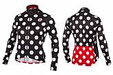 Twin Six Womens Queen of the Mountains Long Sleeve Jersey