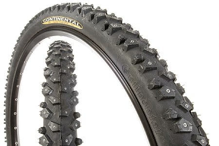Continental Bike Tires >> Continental Spike Claw 240 Studded Tire 26 Inch) at ...