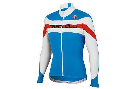 Castelli Mens Giro Long Sleeve Jersey at BikeTiresDirect