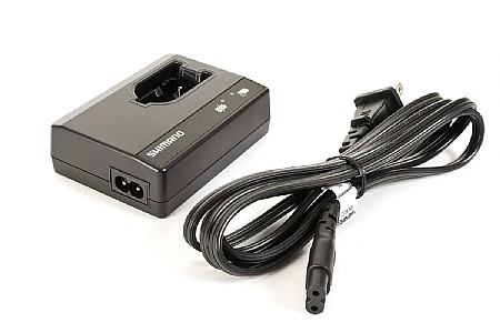 Shimano Dura-Ace Di2 Battery Charger and Power Cable