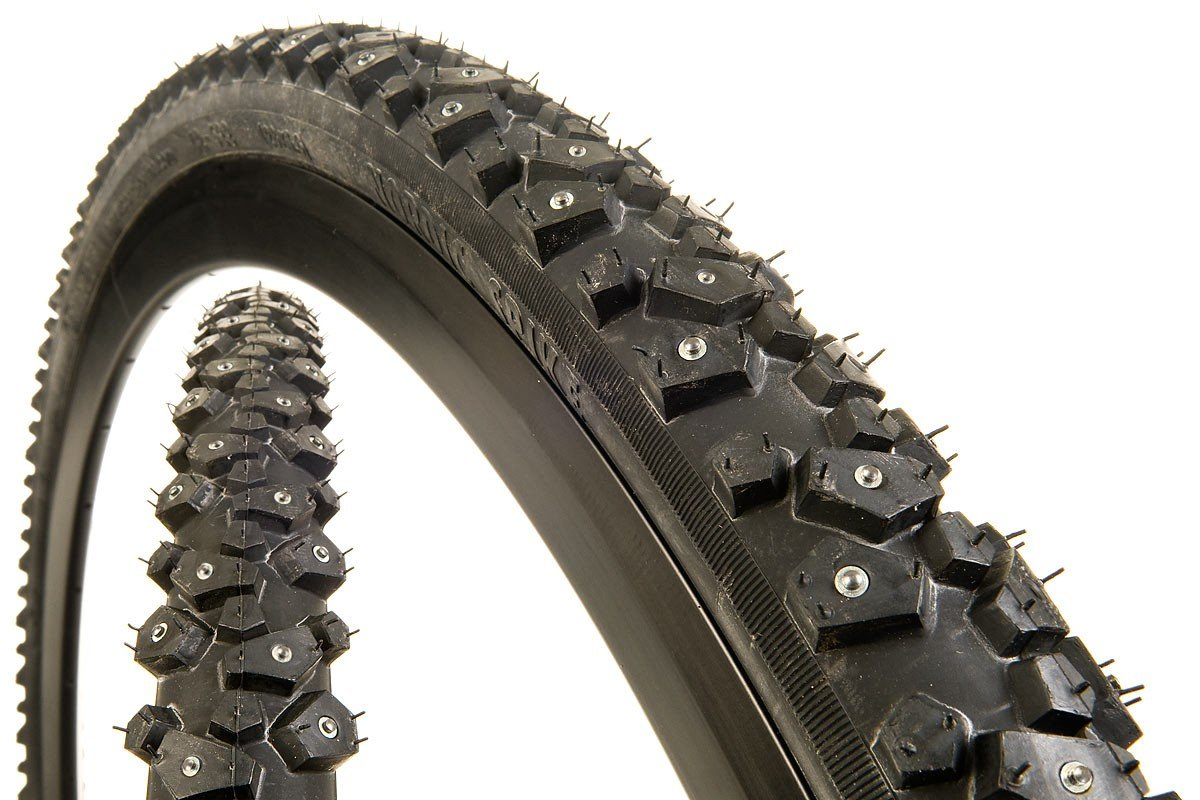 Continental Nordic Spike Studded Tire 700c At Biketiresdirect