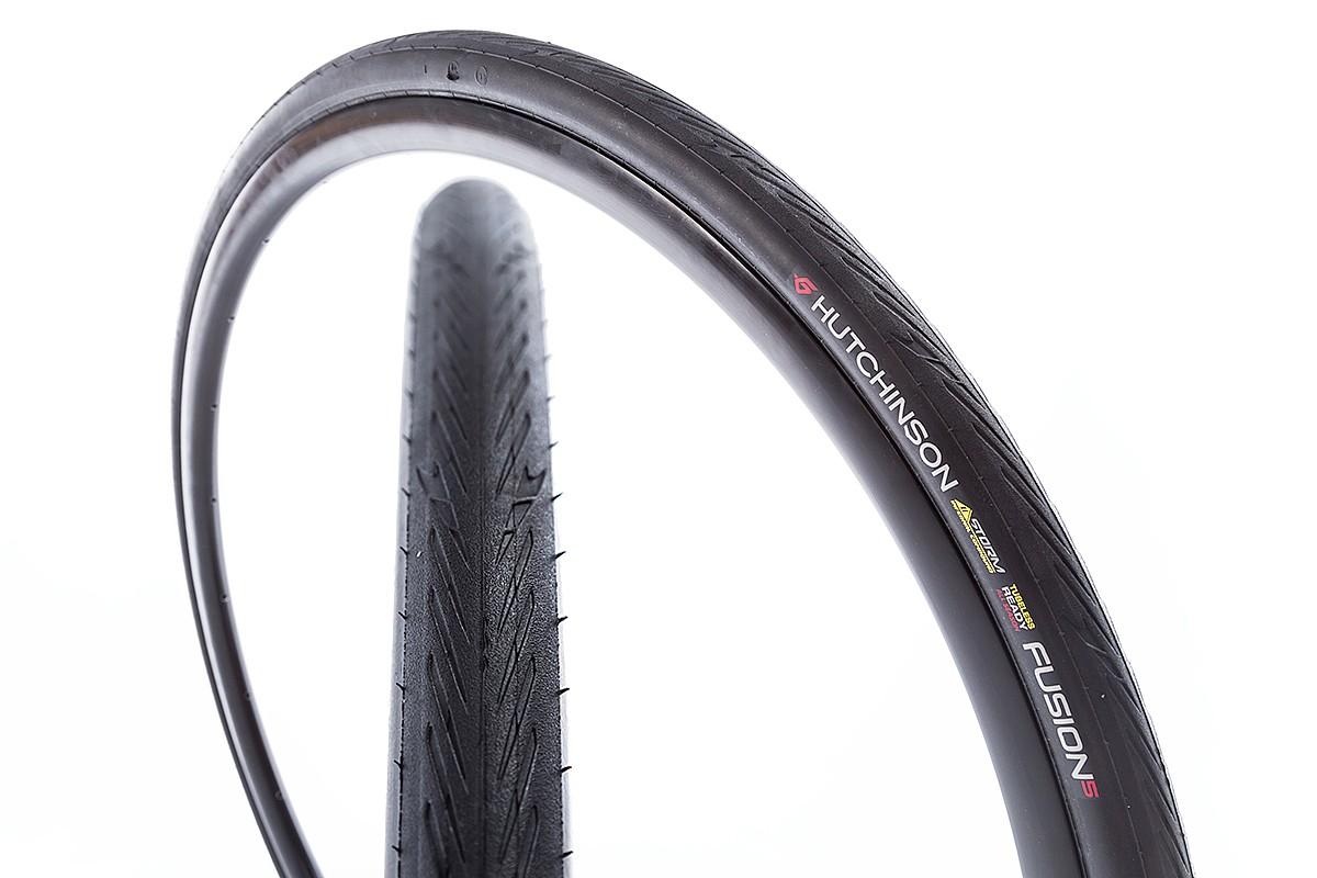 Hutchinson Fusion 5 Tubeless Ready Road Bike Bicycle Tire All Season 700 x 25c