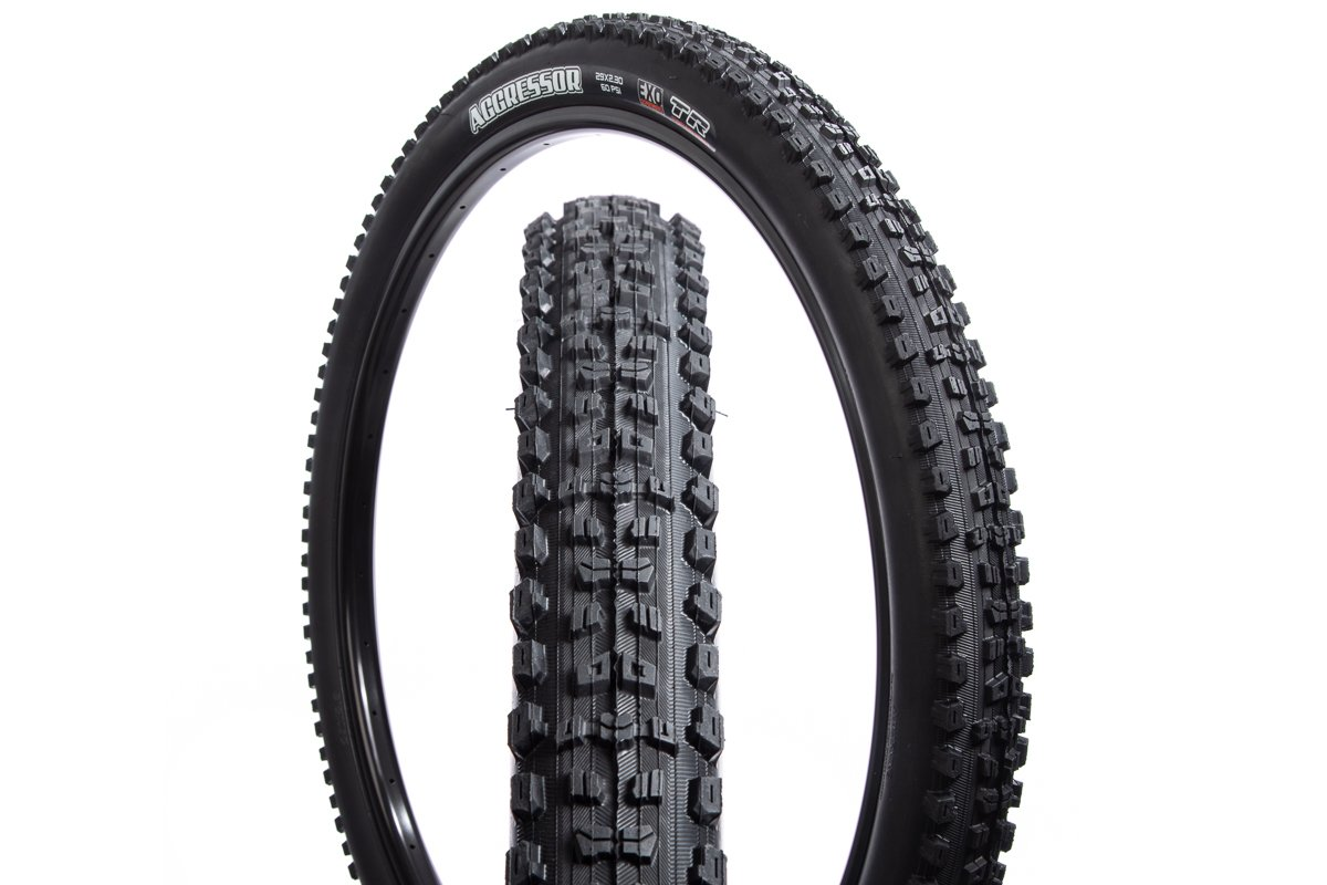 Maxxis Aggressor 29 X 2.30 Dual Compound EXO Tubeless Tire for sale online