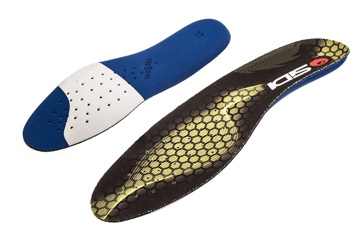 Shimano Universal Cycling Shoe Insole for Road /& MTB Shoes fits Size 44.5 45