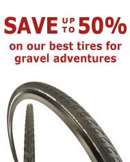 Gravel Adventure Tires